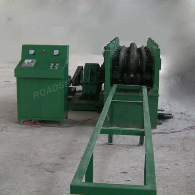 Guardrail Repairing Machine
